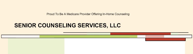 SENIOR COUNSELING SERVICES, LLC - Proud To Be A Medicare Provider Offering In-Home Counseling